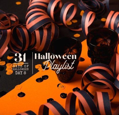 Day #8: Halloween Playlist 2020
