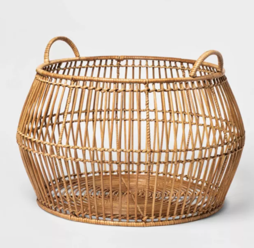 Rattan Decorative Basket
