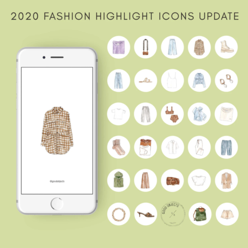 Good Objects Fashion Pack