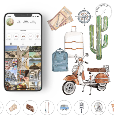 Good Objects Travel Pack