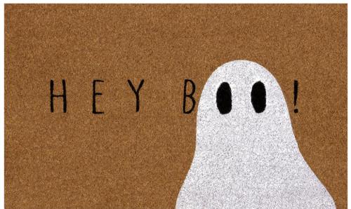 """Hey Boo!"""