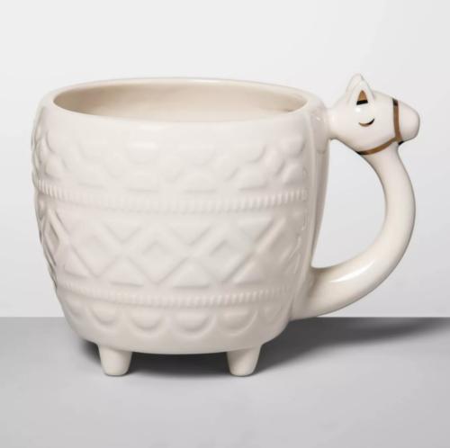 Opal House Camel Mug